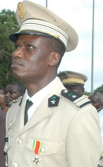 Colonel Yotroféï Massina pour renverser Faure Gnassingbé?