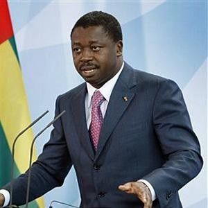 Faure et la minorité qui pille le Togo